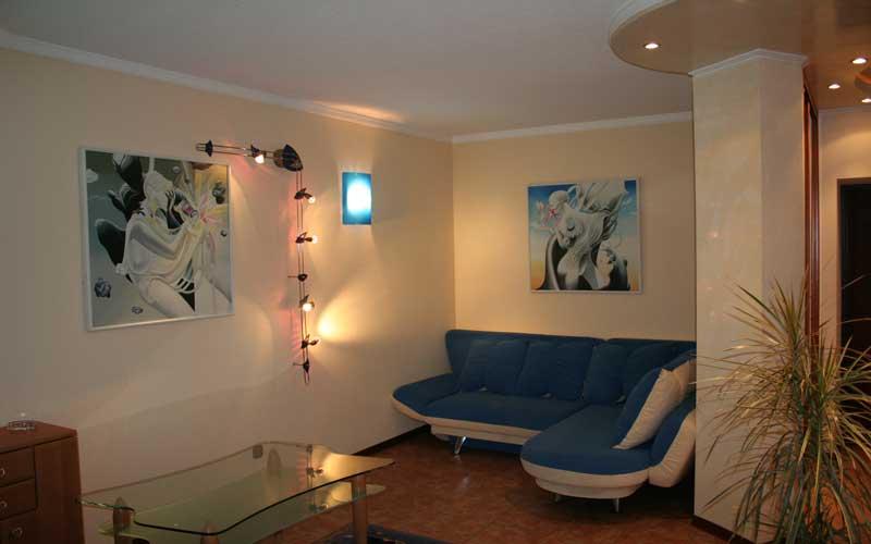 Квартира посуточно бул. Леси Украинки , 5а